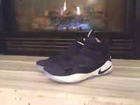 NIKE LEBRON SOLDIER XI TB Promo Basketball Shoes Midnight Blue 943155 403 Sz 12