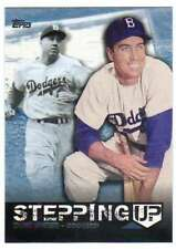 2015 Topps Series 2 Stepping Up #SU-2 Duke Snider Dodgers