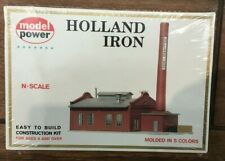 MODEL POWER N-SCALE HOLLAND IRON 1546