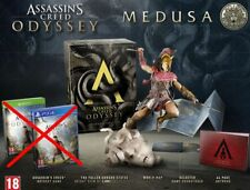 ASSASSIN'S CREED ODYSSEY MEDUSA COLLECTOR'S EDITION PC PS4 XBOX ONE CONTENT ONLY