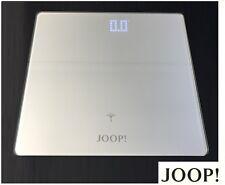JOOP! 010891316 LIFESTYLE PERSONENWAAGE GLASWAAGE BADWAAGE LED DIGITAL SILBER