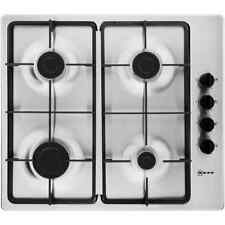 NEFF T26BR46N0 Built In 58cm 4 Burners Gas Hob Stainless Steel New from AO