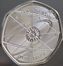 UNCIRCULATED Sir Isaac Newton 50p Fifty Pence RARE coin 2017 Royal Mint Christma