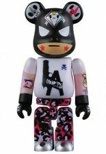Tokidoki LA Robber 100% Bearbrick Be@rbrick Limited Edition Rare Exclusive Gun