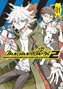 Danganronpa 2 Ultimate Luck and Hope and Despair Manga Volume 1