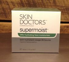 SKIN DOCTORS Supermoist Face Cream 50ML + FREE DOMESTIC POST, HUGE SAVINGS
