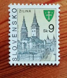 Slovakia Postage Stamp 9SK - Zilina