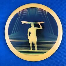 Rare Pfn Patent #s Orange Star Beast With Art 170.3 g Innova Disc Golf Oop 8/10