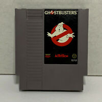 Ghostbusters (Nintendo Entertainment System, 1988) CART ONLY! TESTED & CLEANED!