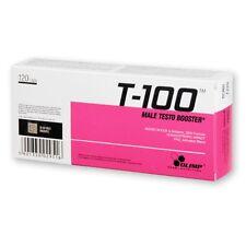Olimp T-100 Testosterone Booster Capsules DAA Tribulus Maca ASHWAGANDHA