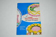 Kitchen Kapers - Cake Decorating made easy for the Beginner - 14 page booklet