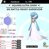 ✨ ULTRA SHINY GARDEVOIR ✨ | 6IV BATTLE-READY | Pokemon Sword & Shield