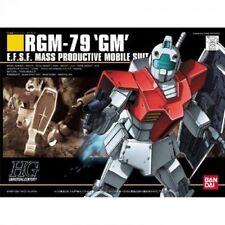 BANDAI HG Mobile Suit Gundam 1/144 RGM-79 GM HGUC 101787 US Seller USA