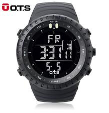 OTS Luxury Brand Military Digital Watch Men Sports Watches 50M Waterproof