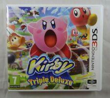 Kirby Triple Deluxe - 3DS