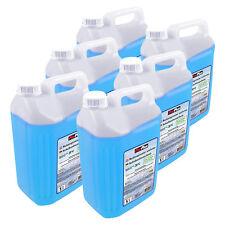 Scheibenfrostschutz gebrauchsfertig 6x 5 Ltr bis -20 Grad blau