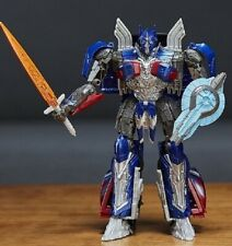 Transformers The Last Knight OPTIMUS PRIME Voyager Complete Tlk