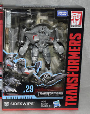 New Transformers Sideswipe Studio Series ss 29 Hasbro Deluxe Class Action Figure