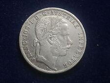 Gulden 1871 A Wien Franz Josef    W/16/349