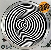 "Vertigo #1 Slipmat Turntable 12"" Record Player DJ Audiophile"