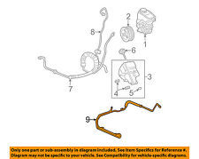 GM OEM-Power Steering Oil Fluid Cooler 15777624