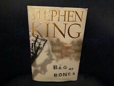 Bag of Bones by Stephen King (1998, Hardcover) Dust Jacket First Edition