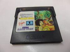 Sega Game Gear   Jungle Book