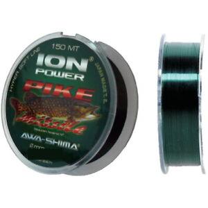 Nylon AWA-SHIMA ION POWOR Spécial Brochet 150m