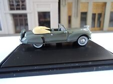 Oxford  1941   Lincoln  Continental  Convertible   Pewter Grey  Gray  1/87   HO