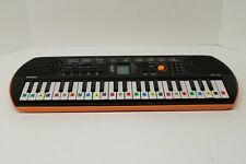 Casio SA-76 Keyboard - tested and works