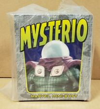 MYSTERIO MINI-BUST BY BOWEN DESIGNS (UNOPENED, FACTORY SEALED, BRAND NEW)