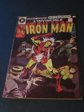 1974 THE INVINCIBLE IRON MAN #26 IN FRENCH EDITIONS HERITAGE CANADA