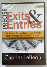 *RARE* PRECISE EXITS & ENTRIES by Charles Lebeau ** MSRP $299.00 2-Discs DVD **