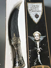Queen Ravenna Dagger, Snow White and the Huntsman. Great Condition.