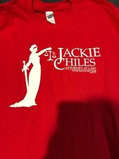2017 BROOKLYN CYCLONES SEINFELD JACKIE CHILES ADULT XL T-SHIRT 8/5 SGA NY METS