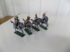 Italeri French Napoleonic Hussars well painted 1/32nd