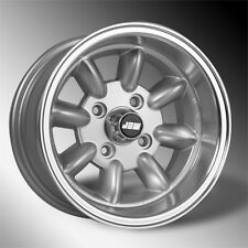 Minilight Design Vauxhall / VW / Ford 13x7 Alloy Wheels x 4 (NEW)