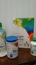 Youngevity Healthy Body Start Pak 90 for Life Dr Wallach liquid Beyond Osteofx