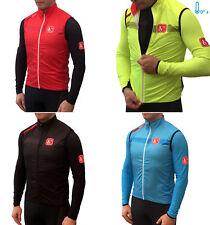 Windflex Cycling Vest VeloChampion Comp Pro Gilet Gillet Windstopper Jacket UK