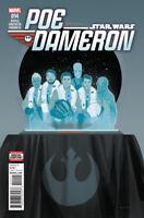 Poe Dameron #14 STAR WARS  Marvel Comics 2017 COVER A 1ST PRINT