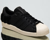 adidas Originals Superstar 80s New Men's Lifestyle Shoes Core Black 2018 AQ0883