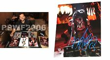 WWE FINN BALOR HAND SIGNED AUTOGRAPHED 8X10 PHOTOFILE PHOTO WITH PIC PROOF COA 6