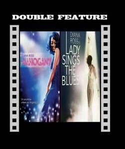 Lady Sings the Blues / Mahogany ( Diana Ross ) Region 2 - New Factory Sealed DVD