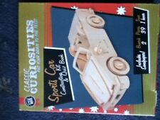 Sports Car Construction Kit and Quiz Book