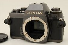 Exc+++ Contax S2b 35mm SLR Film Camera Body Only from Japan a144