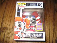 Sister Location Jumpscare Baby SDCC Exclusive POP! Funko  224 Bobble-Head New!