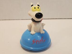 Vintage Nickelodeon Rocko's Modern Life SPUNKY Dog Hardee's Toy 1994