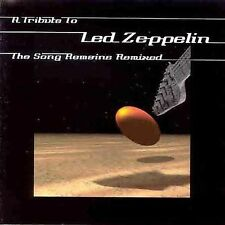 Led Zeppelin Tribute by Various Artists (CD, Oct-1999, Cleopatra)