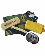 DPM Boot Care Kit Utility Pouch Military Webbing Airsoft Army Cadet
