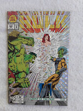 The Incredible Hulk #400 (Dec 1992, Marvel) Vol #1 2nd Printing fine+